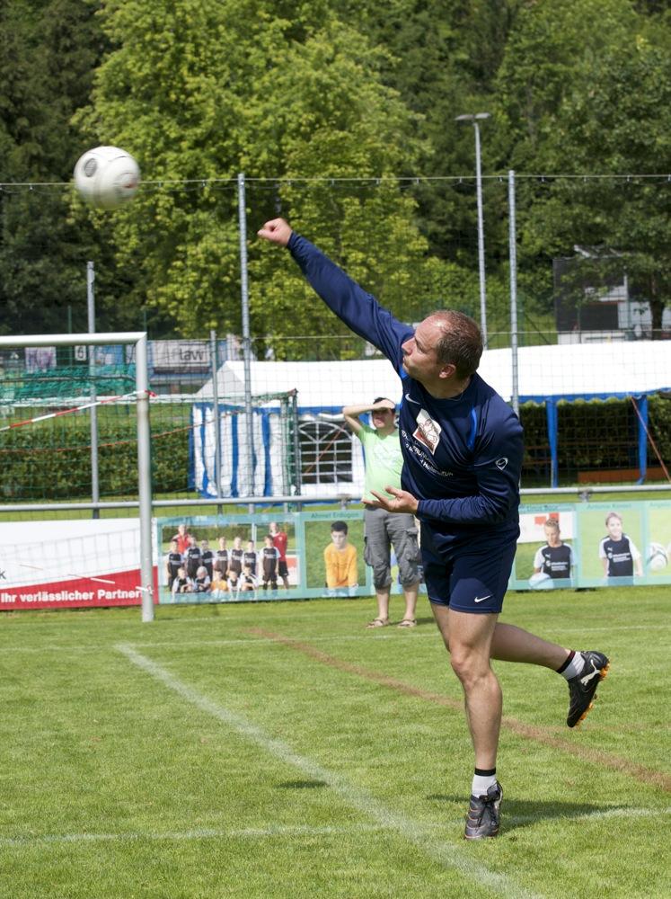 Jürgen Blum Angriff