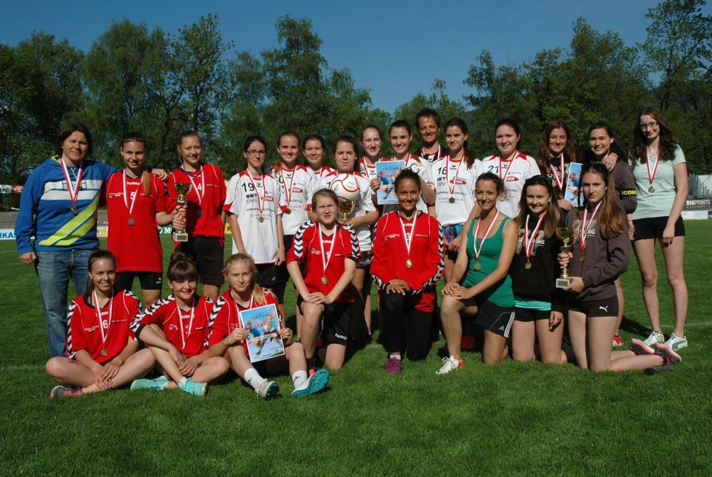 Sieger OS Mädchen