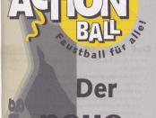 Action Ball Titelseite